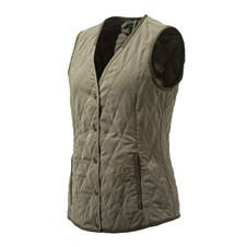 Beretta Women's Tulip V Neck Quilted Vest