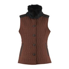 Beretta Diamond Wool Quilted Vest
