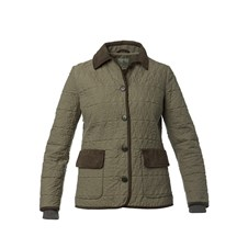 Beretta Country Microfiber Woman's Quilted Jacket