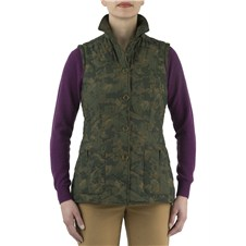 Beretta Woman's Country Classic Quilted Vest