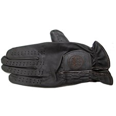 Beretta Calfskin Shooting Gloves Brown