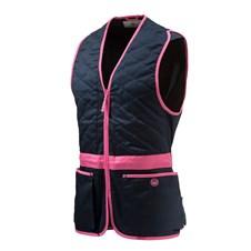 Beretta Pink Trap Cotton Vest