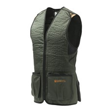 Gilet da Tiro Trap Cotton