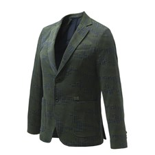 Olive Knitted Jacket