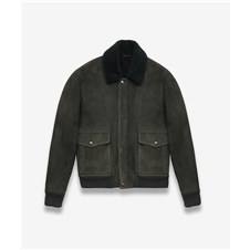 Beretta Aviator Shearling Jacket