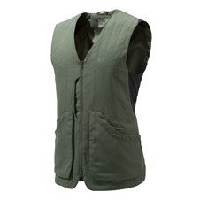 Green shooting Vest (S, M)
