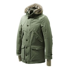 Beretta Down Parka With Fur