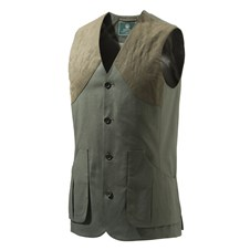 St James Cotton Vest