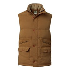 Country Microfiber Down Vest