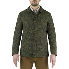 Beretta Man's Country Classic Quilted Coat
