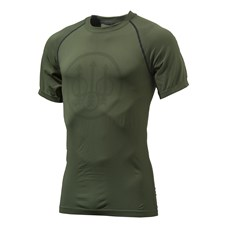 Body Mapping Warm short sleeves t - shirt