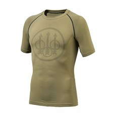 Beretta T-Shirt Manica Corta Body Mapping Warm