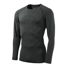 Beretta T-Shirt Manica Lunga Body Mapping Warm