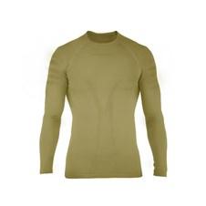 Beretta Seamless Shirt Manica Lunga Sabbia