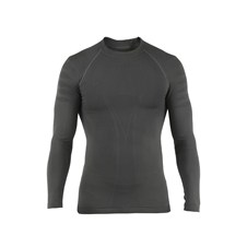 Beretta Seamless long-​sleeved vest in Dryarn Black