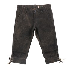 Island Trousers - Goat Leather