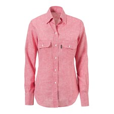 Beretta Women's Linen Shirt