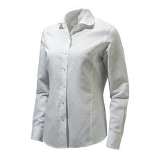 Beretta Women's Corolla Shirt Cotton And Linen
