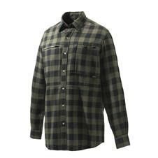 Overshirt Zippered Pocket