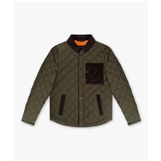 Beretta Quilted Overshirt