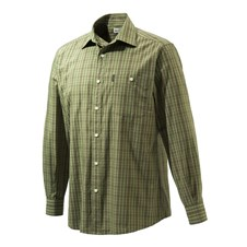 Drip Dry Plain Collar Shirt (Size M)