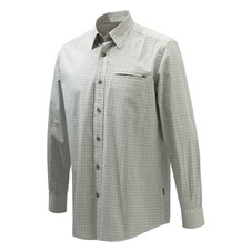 Camicia Wood Plain Collar