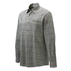 Camisa Wood Plain Collar