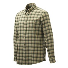 Camisa Flannel Button Down
