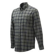 Camicia Flannel Button Down