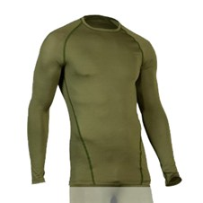 Underwear t-shirt long sleeved in Firetek (Size L)