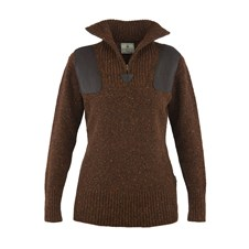 Beretta Half Zip Country Shooting Woman's Sweater