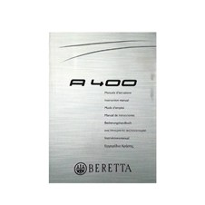 Beretta A400 Owner Manual (IT - ENG - FR - ES)