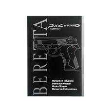 Beretta PX4 Storm Compact Owner Manual (IT - ENG - FR - ES)