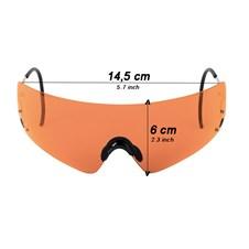 Beretta Regular Race Glasses