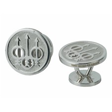 Beretta Platinum Plated Cufflinks