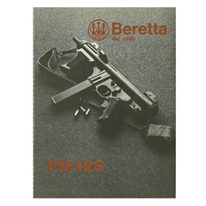 Beretta PM12S Owner Manual (English)