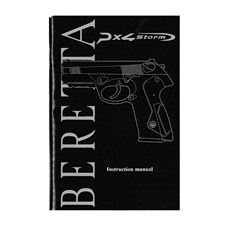 Beretta PX4 Series Owner Manual (English, Russian)