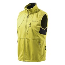 Beretta Gilet in Pile Soft Shell Fleece