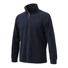 Beretta Half Zip Fleece Navy