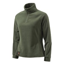 Half Zip Fleece Woman