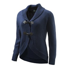 Beretta W's Shawl Collar Sweater