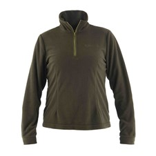 Beretta W's Light Polar Fleece HalF Zip (S)