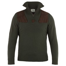 Beretta Country Shooting Man's Half Zip