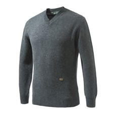 Beretta Pheasant V Neck Sweater