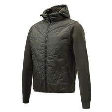 Beretta Ebony Quilted Sweater