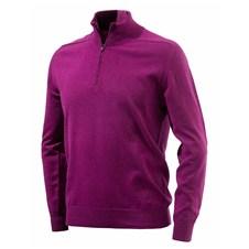 Beretta Cashmere Half Zip Sweater