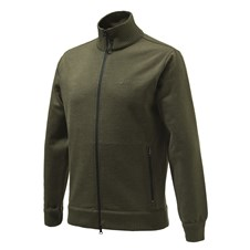 Technowindshield Long Zip Sweater