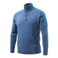 Beretta Classic Half Zip Sweater