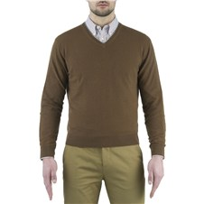 Beretta Man's Country V Neck Sweater