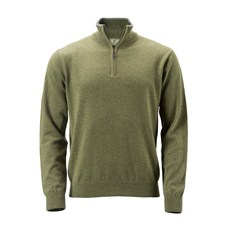 Beretta Man's Country Half Zip Sweater